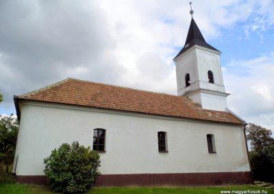 Csúz, református templom
