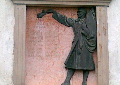 Csajág világháborús emléktáblák 2011.06.17. küldő-Csiszár Lehel (2)