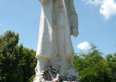 Csanádalberti I. világháborús emlékmű 2013.06.15. küldő-Sümec (2)