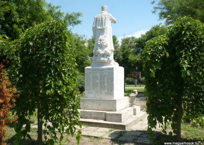 Csanádalberti I. világháborús emlékmű 2013.06.15. küldő-Sümec (4)