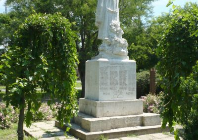 Csanádalberti I. világháborús emlékmű 2013.06.15. küldő-Sümec (6)