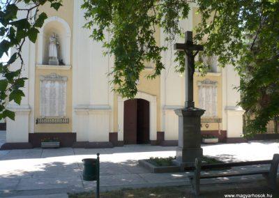 Csanádpalota I. világháborús emléktáblák 2012.07.14. küldő-Sümec (2)