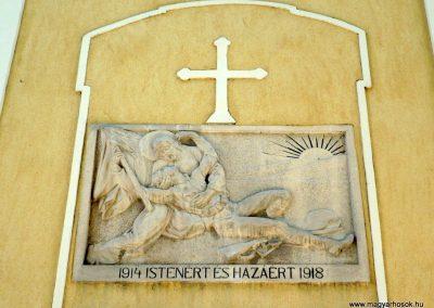 Csanádpalota I. világháborús emléktáblák 2012.07.14. küldő-Sümec (7)