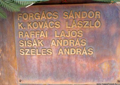 Csanádpalota II. világháborús emlékmű 2012.07.14. küldő-Sümec (10)