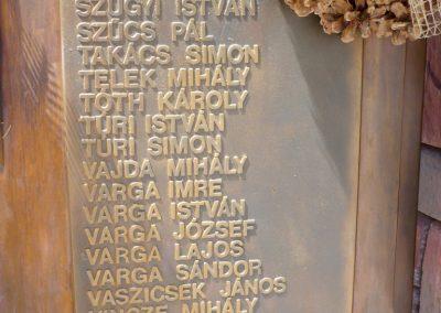 Csanádpalota II. világháborús emlékmű 2012.07.14. küldő-Sümec (11)