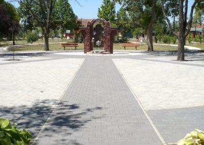 Csanádpalota II. világháborús emlékmű 2012.07.14. küldő-Sümec
