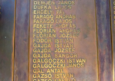 Csanádpalota II. világháborús emlékmű 2012.07.14. küldő-Sümec (5)