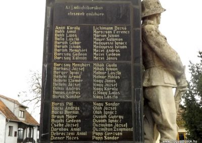 Csenger világháborús emlékmű 2014.11.22. küldő-kalyhas (7)
