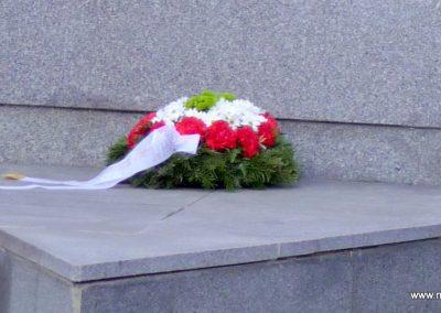 Csenke II. világháborús emlékmű 2012.03.18. küldő- Nagy Amália, készítette Molnár Attila, a csenkei Baranta Csapat vezetője (4)