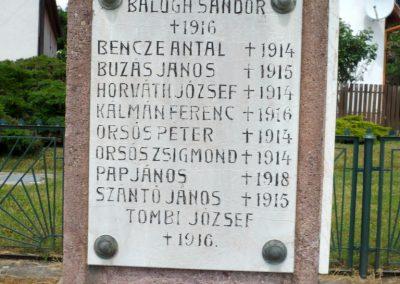 Cserkút világháborús emlékmű 2013.05.08. küldő-Sümec (5)