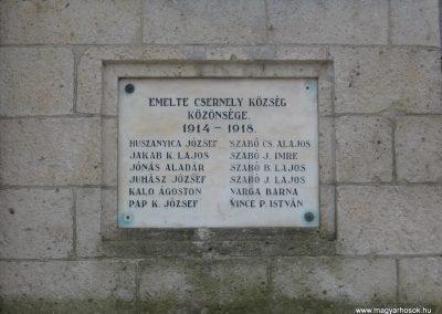 Csernely világháborús emlékmű 2008.02.18.küldő-Kályhás (3)