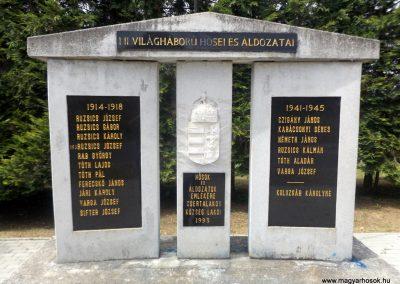 Csertalakos világháborús emlékmű 2016.08.13. küldő-kalyhas (2)