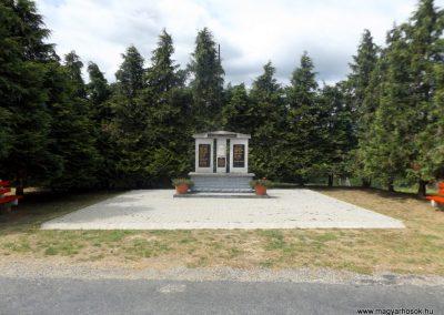 Csertalakos világháborús emlékmű 2016.08.13. küldő-kalyhas