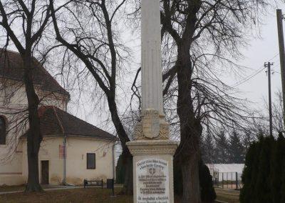 Csesztreg I.vh emlékmű 2009.02.12.küldő-Sümec (1)