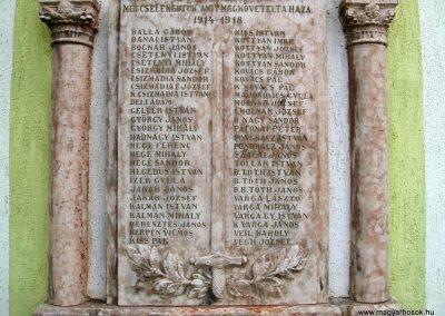Csetény I.vh emlékmű 2010.07.22. küldő-kalyhas (3)