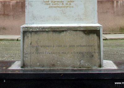 Csiffár I.vh emlékmű 2008.12.05. küldő-Pfaff László,Rétság (2)