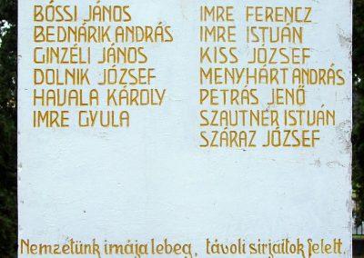 Csiffár I.vh emlékmű 2008.12.05. küldő-Pfaff László,Rétság (3)