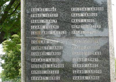 Csikvánd világháborús emlékmű 2009.05.15.küldő-Ágca (5)
