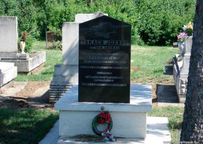 Csobád II.vh hősi emlék 2011.05.17. küldő-megtorló