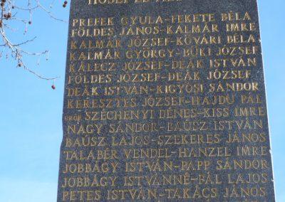 Csokonyavisonta--Erdőcsokonya-- világháborús emlékmű 2009.01.08.küldő-Sümec (6)