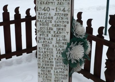 Csokonyavisonta _ Somogyvisonta világháborús kopjafák 2010.02.16. küldő-Sümec (6)