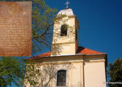 Csolnok I.vh emléktábla 2010.09.11. küldő-Pfaff László, Rétság