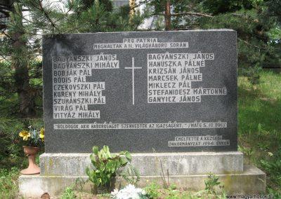 Csomád II.vh emlékmű 2008.05.26.küldő-Kályhás (2)