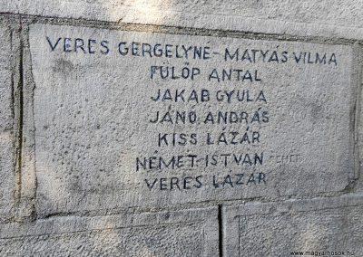 Csomortán világháborús emlékmű 2019.06.11. küldő-Fehér Mónika (8)