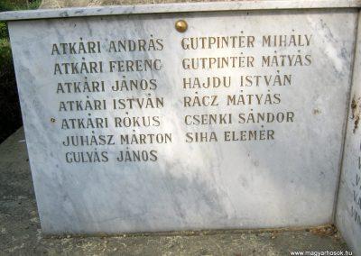 Csongrád I. világháborús emlékmű 2015.04.12. küldő-Emese (11)
