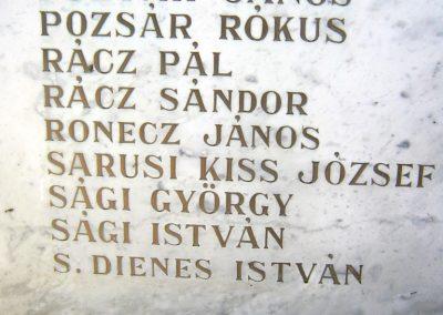 Csongrád I. világháborús emlékmű 2015.04.12. küldő-Emese (6)