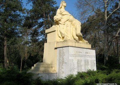 Csongrád I. világháborús emlékmű 2015.04.12. küldő-Emese (8)