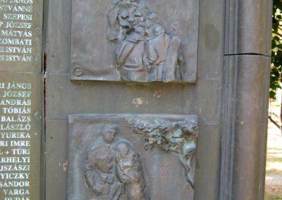 Csongrád II. világháborús emlékmű 2015.04.12. küldő-Emese (20)