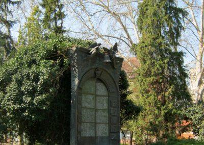 Csongrád II. világháborús emlékmű 2015.04.12. küldő-Emese