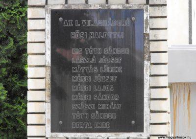 Csonkamindszent világháborús emlékmű 2010.05.09. küldő-ProBB (1)