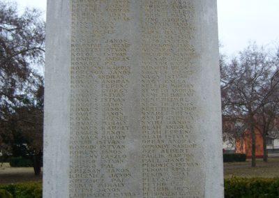 Csorvás I. világháborús emlékmű 2007.01.01. küldő-Zsóki (1)
