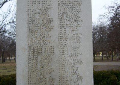 Csorvás I. világháborús emlékmű 2007.01.01. küldő-Zsóki (2)