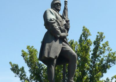Csorvás I. világháborús emlékmű 2012.08.02. küldő-Sümec (4)