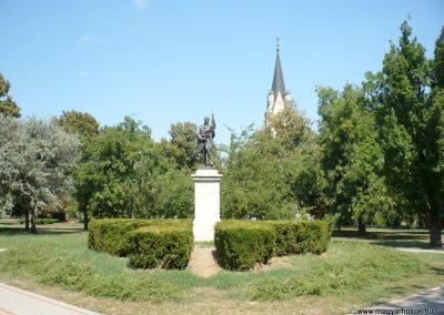 Csorvás I. világháborús emlékmű 2012.08.02. küldő-Sümec