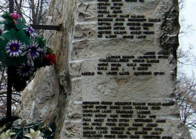 Csorvás II. világháborús emlékmű 2007.01.01. küldő-Zsóki (2)