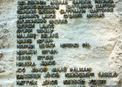 Csorvás II. világháborús emlékmű 2012.08.02, küldő-Sümec (4)