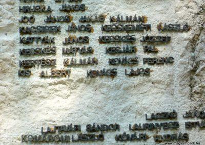 Csorvás II. világháborús emlékmű 2012.08.02, küldő-Sümec (5)