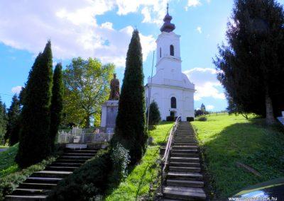 Csurgónagymarton világháborús emlékmű 2014.10.18. küldő-Huber Csabáné