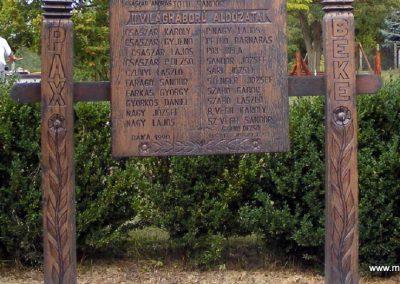 Dáka világháborús emlékmű 2012.10.06. küldő-Méri (2)