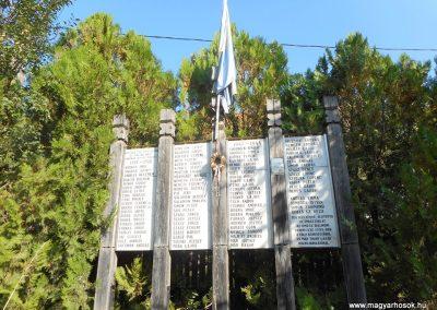 Dálnok világháborús emlékmű 2019.06.11. küldő-Fehér Mónika (1)