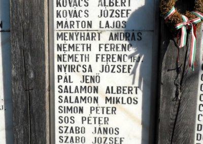 Dálnok világháborús emlékmű 2019.06.11. küldő-Fehér Mónika (3)