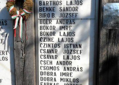 Dálnok világháborús emlékmű 2019.06.11. küldő-Fehér Mónika (4)