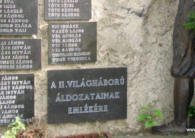 Dány II.vh.emlékmű 2007.05.21. küldő-Petrás Mátyás (2)