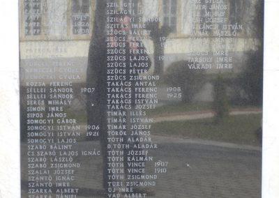 Dévaványa világháborús emlékmű 2009.03.27.küldő-Sümec (10)