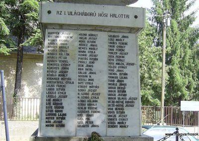 Döbrököz világháborús emlékmű 2011.06.13. küldő-Bagoly András (4)