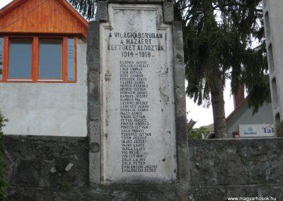 Dömös világháborús emlékhely 2007.09.15.küldő-Kályhás (1)